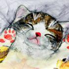 猫への愛、描いて届け 子どもたちの思いあふれる作品 猫のはがき絵コンクール受賞者決定