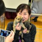 不運な犬猫、新たな飼い主へ…「ケダマの会」がyab山口朝日放送賞を受賞 第11回女性いきいき大賞