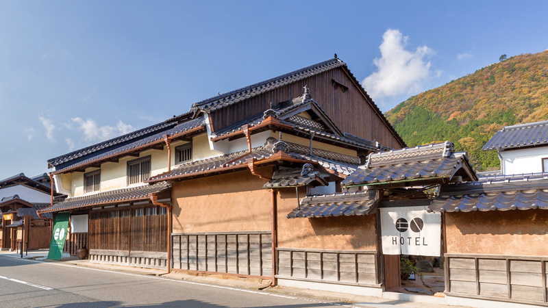 1位 竹田城 城下町 ホテルEN(えん) 外観